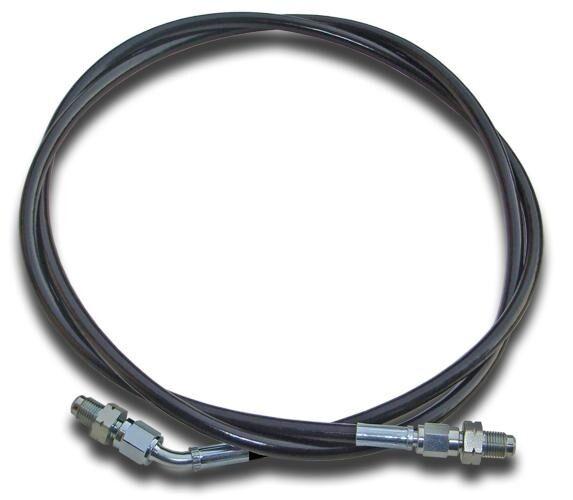 """MiataRoadster """"Straight Shot"""" clutch line LHD Miata MX-5"""