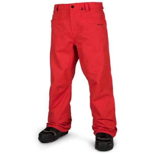 Volcom Carbon Pant Men/'s Snowboard Pants Ski Pants Wintersport-Hose
