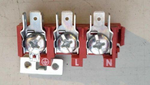 BOSCH HBN331E3B Forno a rete Terminale Connettore Blocco-Genuine PART
