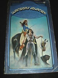 Wandor-039-s-Journey-By-Roland-Green-1st-Avon-Printing-1975-Paperback