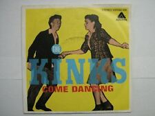 THE KINKS 45 TOURS GERMANY COME DANCING