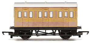 Hornby-R4674-Lner-4-Wheel-Coach-00-Gauge