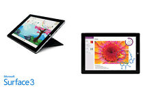 "Microsoft Surface 3 10.8"" Intel Atom x7-Z8700 Quad-Core 4GB 128GB SSD 7G6-00014"