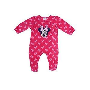 Disney-Baby-Minnie-Mouse-Infant-Girls-One-Piece-Outfit-Size-3-6-Months-NWT