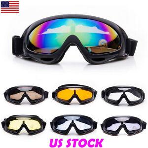 Eyewear-Ski-Goggles-Snowboard-Glasses-Snowmobile-Snow-Anti-Fog-Winter-Sport-Lens