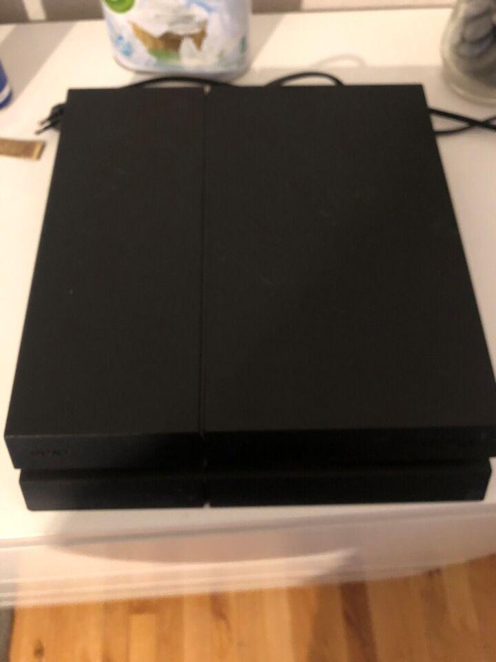 Playstation 4, 500gb, Perfekt