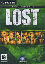 Lost : The video game (PC DVD-Rom)