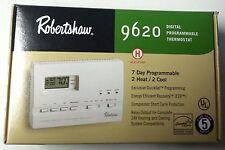 robert shaw digital programmable thermostat 9615 ebay rh ebay com