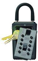 Kidde Ge Supra Keysafe Portable Push Button Lock Box Real Estate Rental Lockbox