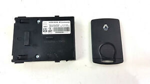 Details about 2013 KEY CARD READER & CARD RENAULT SCENIC 1 5dCi MK3  285909828R