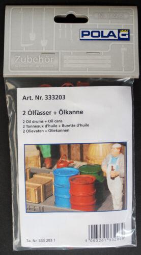 aceitera oildrums Pola 333203 enormemente bidones de petróleo