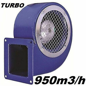Extracteur-d-039-air-Industriel-Radial-VENTILATEUR-CENTRIFUGE-Aspiration-ventilation