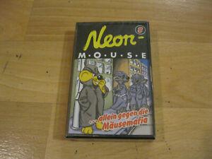 MC-Neon-Mouse-8-gegen-die-Maeusemafia-Hoerspiel-TAPE-Musicolor-018-01084-NEU-amp-OVP