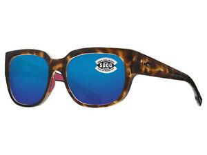 ccd868f532b2c Image is loading Costa-Del-Mar-Waterwoman-Shadow-Tortoise-Blue-Mirror-
