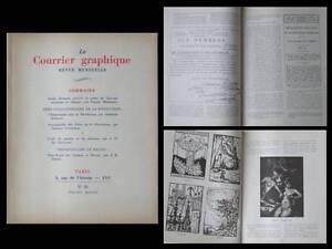 LE-COURRIER-GRAPHIQUE-n-26-1939-REVOLUTION-FRANCAISE-RACINE-EMILE-BERNARD