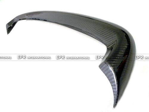 Automotive Car Truck Parts For Audi Tt Mk1 98 06 Carbon Fiber Ducktail Spoiler Trunk Wing Addon