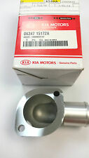 1998-2004 Kia Sephia Spectra Engine Coolant Thermostat Cover OEM 0K247-15172A