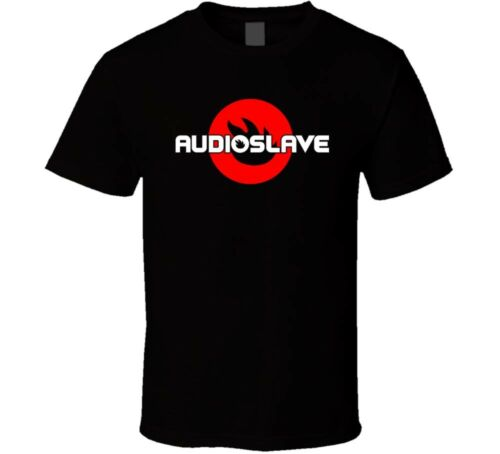 Audioslave Classic Logo Band shirt black white tshirt men/'s free shipping