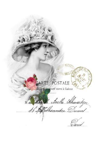 Potch-Motiv-Foto-Transfer-Vorlage-Vintage-Shabby-French-30016