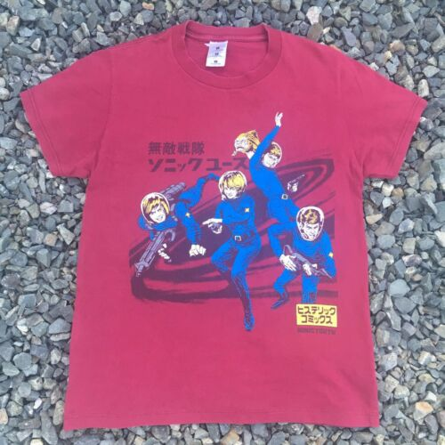 Vintage Sonic Youth Spacemen Band Tee
