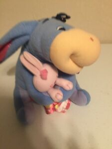 3fed5f847683 Image is loading Winnie-the-Pooh-Baby-Eeyore-Fisher-Price-Plush-