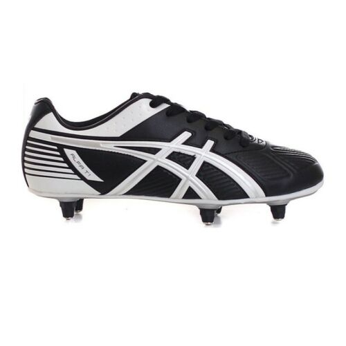 White Crampons De Football Alfa Chaussures Noir Asics Ssa030 Black Blanc T1 St wE8Ffxfq