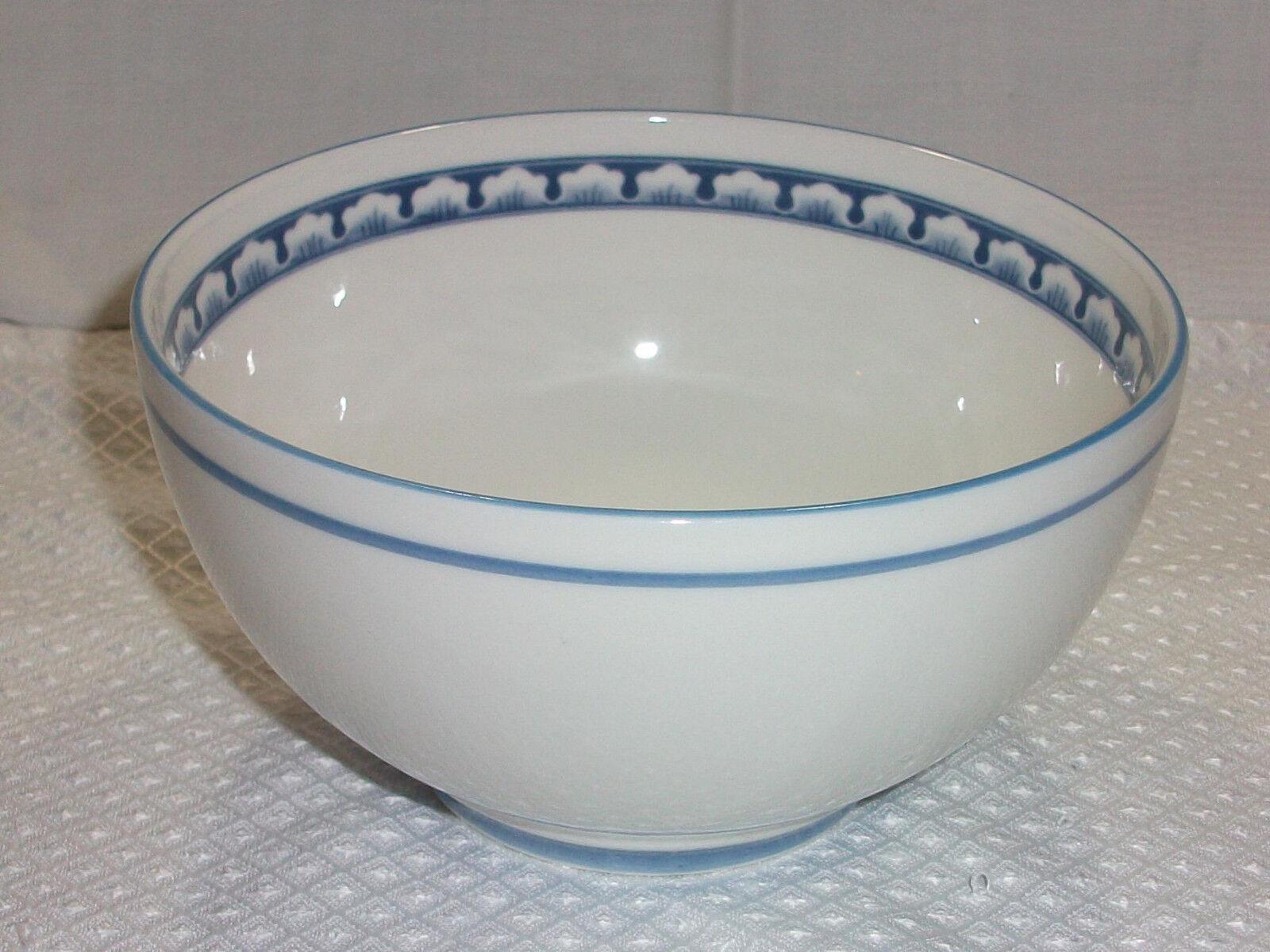 Villeroy & Boch - Casa Blau - Müsli-Schale Bowl - RAR   Stil