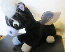 """FANTASIA Plush PEGASUS Horse stuffed animal 11""""long+tail Disney World Disneyland"""