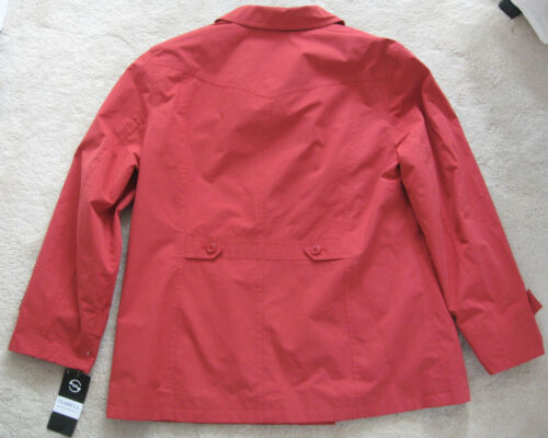Mac Cappotto Spring euro 18 Red nuovo Trench Isabell Autumn dimensioni 95 99 Trench YqwdYI