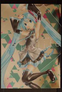 JAPAN-Vocaloid-Kei-039-s-Hatsune-Miku-Illustration-Works-034-mikulife-034-Art-Book