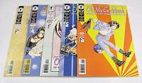 Oh My Goddess! Part X #1,#2,#3,#4,#5 Comic Book Manga Set #1-#5 DARK HORSE 2001