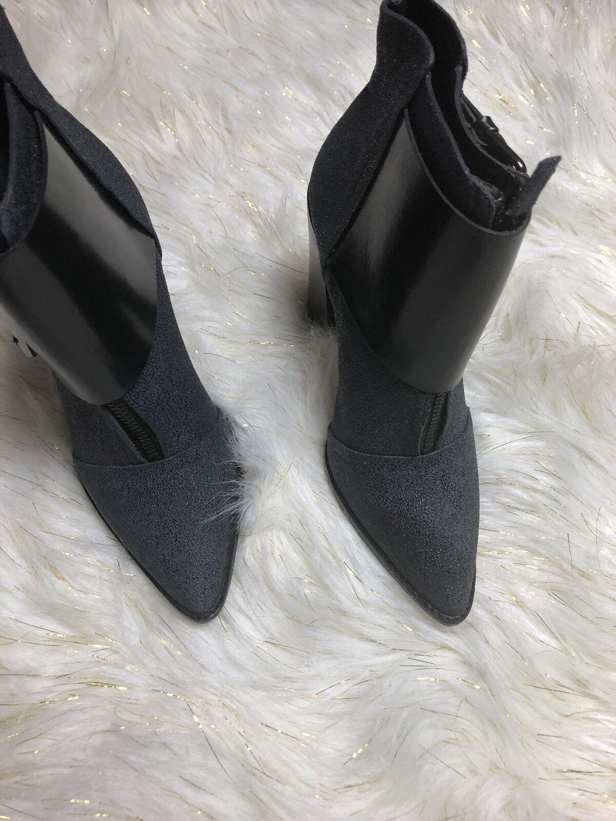 Tibi Piper Größe Blau Booties Ankle Stiefel Größe Piper 35 778bca