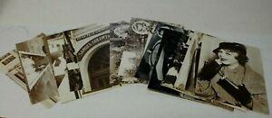 26 Vintage Lamparoski's PHOTO Postcard Movie Collection Hollywood 1st Edition