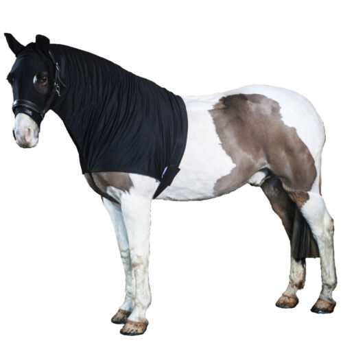 Snuggy Hoods Turn Out Weatherproof Horse Hood Mane Protection 8 Sizes2 Colours