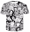 Women-Men-Ahegao-Anime-Funny-Girl-Sexy-3D-Print-Casual-T-Shirt-Tee-Short-Sleeve thumbnail 29