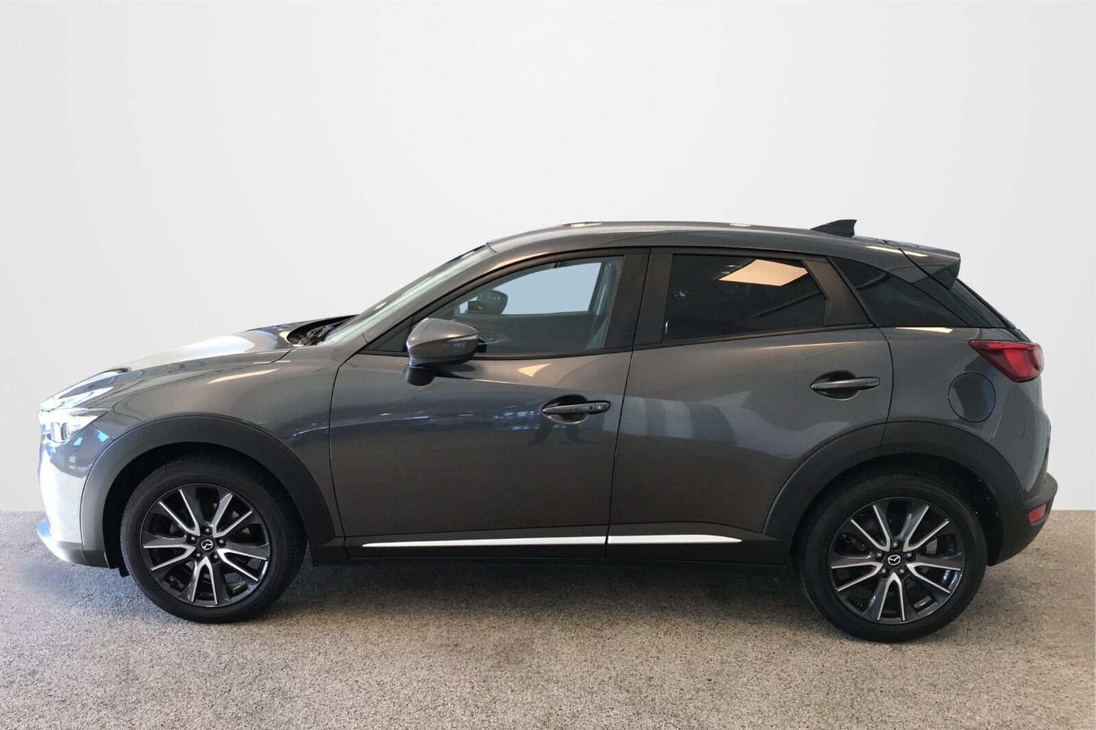 Mazda CX-3 2,0 Sky-G 120 Optimum aut. - billede 1