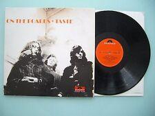 Taste - On The Boards, D'70, LP, German1st press, Vinyl: vg++  #1
