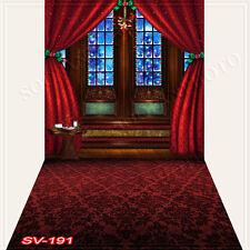 Christmas10'x20'Computer/Digital Vinyl Scenic Photo Backdrop Background SV191B88