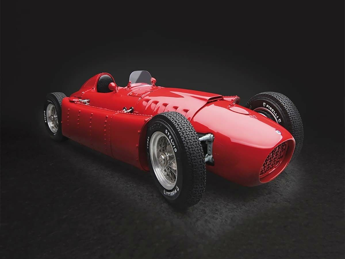 1954 Lancia D50 Diecast model by CMC in 1 18 Scale Diecast Model by CMC M-175