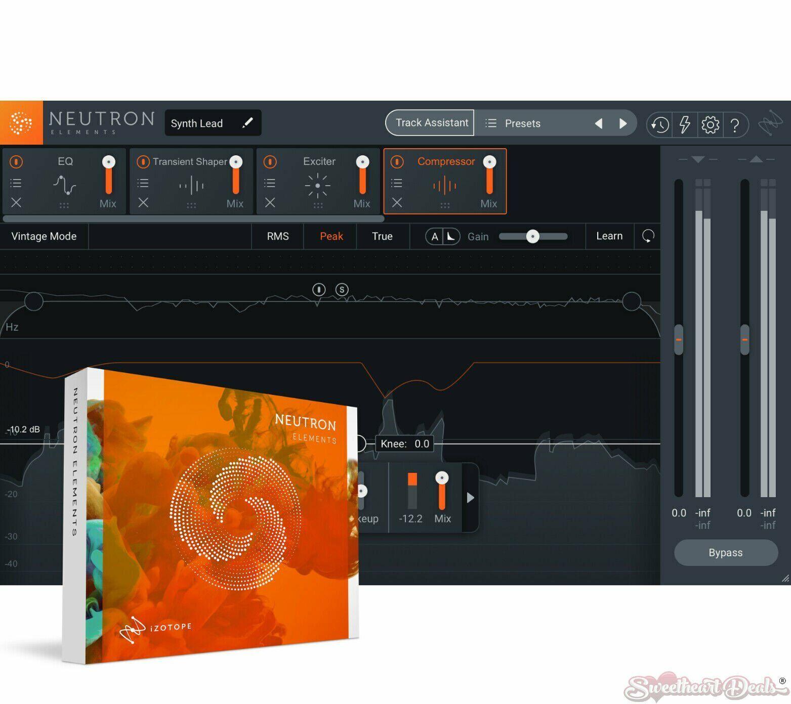 IZotope Neutron Elements Version 3 Audio Mixing Software - Download