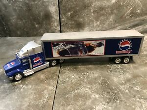 Golden Wheel Pepsi 100th Anniversary Super Hauler Semi 1996