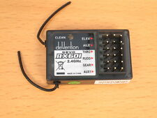 Walkera Receiver DEVO RX601 6CH 2.4G RX-601 -USA Seller