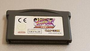 Super-Street-Fighter-II-2-Turbo-Revival-Nintendo-Gameboy-Advance-Game-Cartridge