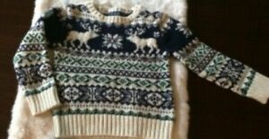 Boys-4T-Polo-Ralph-Lauren-Cotton-Wool-Blend-Sweater-perfect-for-the-holidays