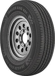 Trailer King RST ST205/75R15 205 75 15 2057515  Trailer Tire D/8