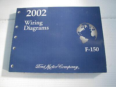 2002 Ford reference Manual Electric Repair Wiring Diagrams ...