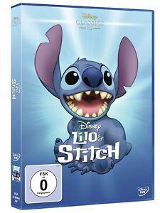 Lilo & Stitch (Walt Disney Classics) [DVD/Nuovo/Scatola Originale] cartoni animati avventura in cui