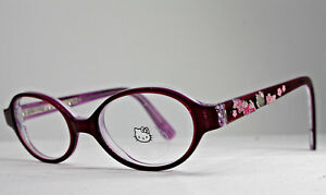 Hello-Kitty-HE-AA-023-Kinderbrille-Qualitaet-Brillen-vom-Optiker-NEU-Fassung