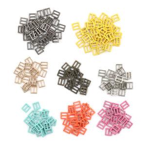 Fibbia-della-cintura-di-parola-giapponese-ultra-piccola-di-Diy-4MM-per-l-039-acces-C