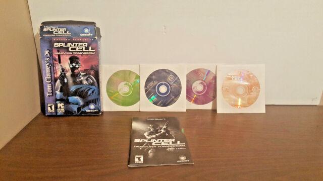 Tom Clancy's Splinter Cell: Pandora Tomorrow PC  European Version FRENCH PAL